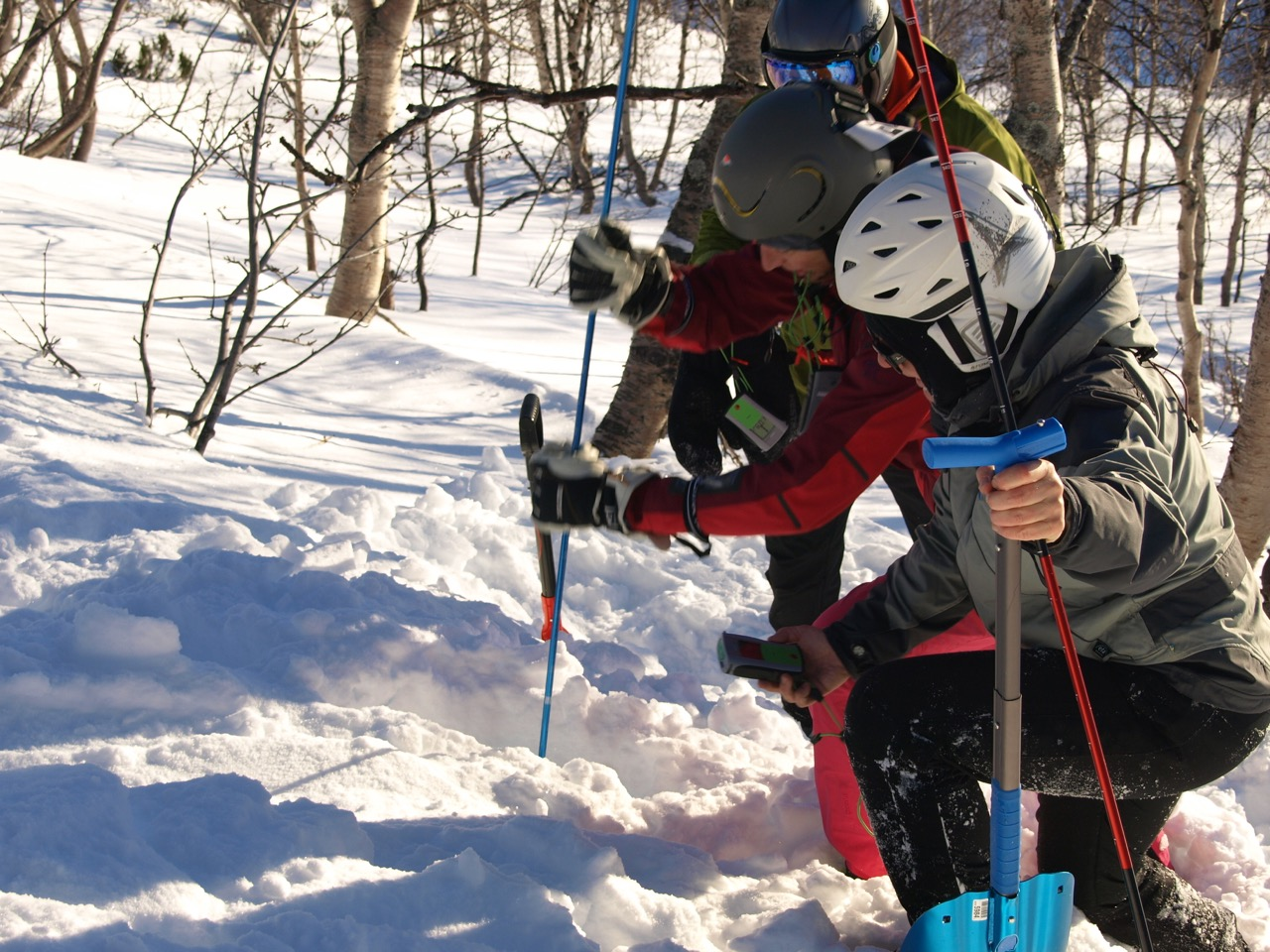 Course in focus: Winter Mountaineering Course – Foundation (6,5 days)
