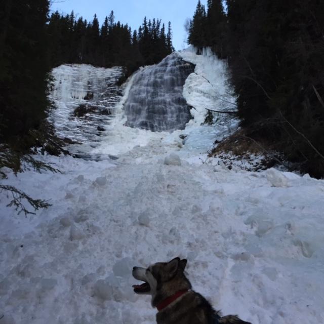 Ice Climbing in Valdres – Trillefossen